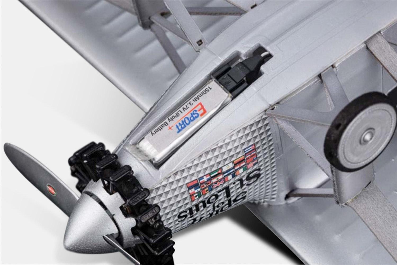 Rage RC Spirit of St. Louis Micro RTF Airplane