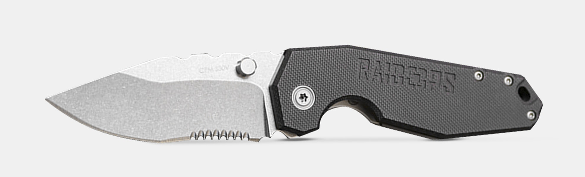 Raidops Aquilo S30V & G-10 Folding Knife