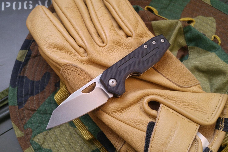 RaidOps EDCK Pocket Knife w/ CPM-154