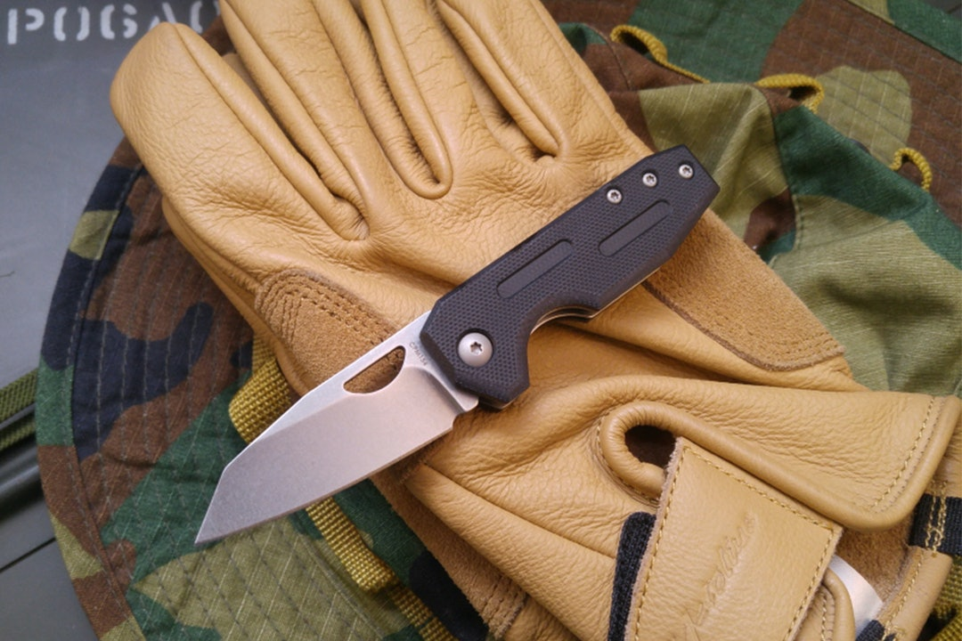 RaidOps EDCK Pocket Knife w/ CPM-154