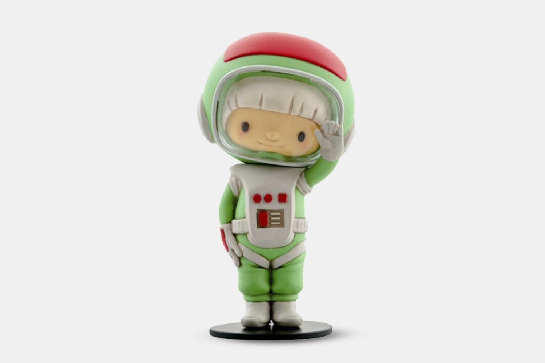 Astronaut Rainie