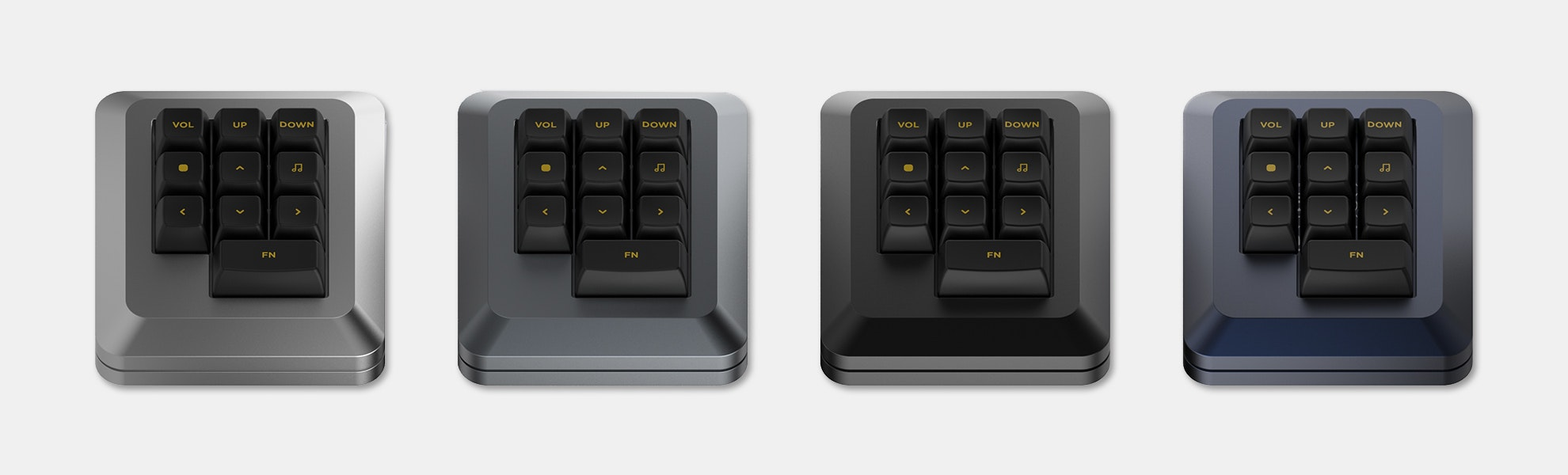 Massdrop x Rama Works M10-B Mechanical Mini Pad