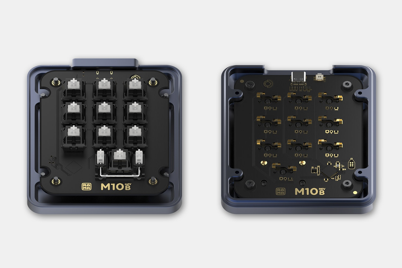 Massdrop x Rama Works M10-B Mechanical Mini Pad