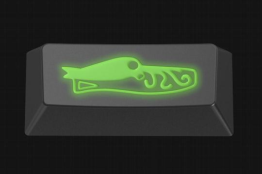 Rama Works x Nautilus Nightmares Artisan Keycap