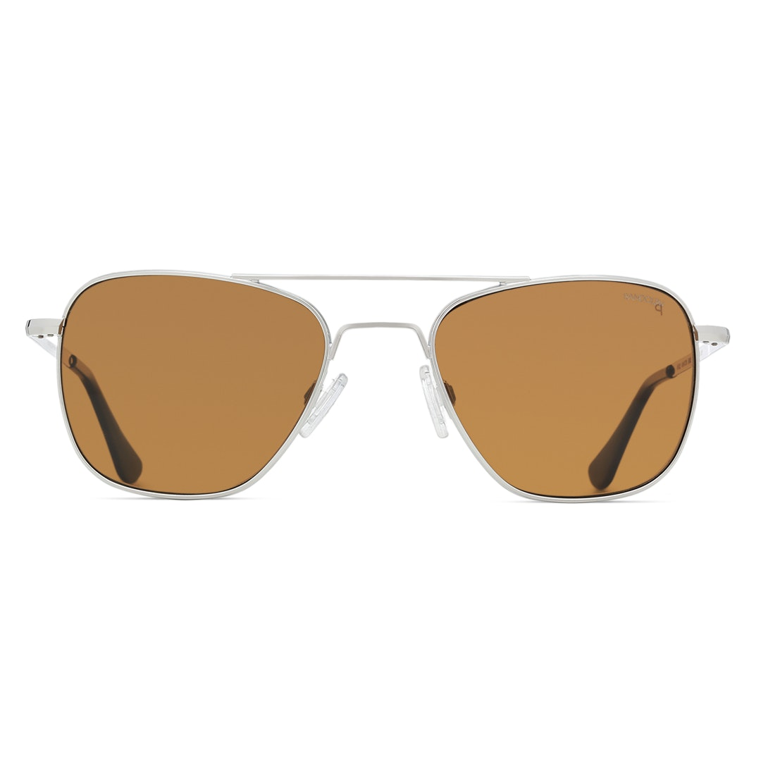 Randolph Aviator Skull Polarized Sunglasses