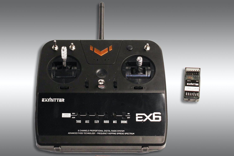 Ranger EX FPV RTF W/Battery, Charger, 2D Gimble