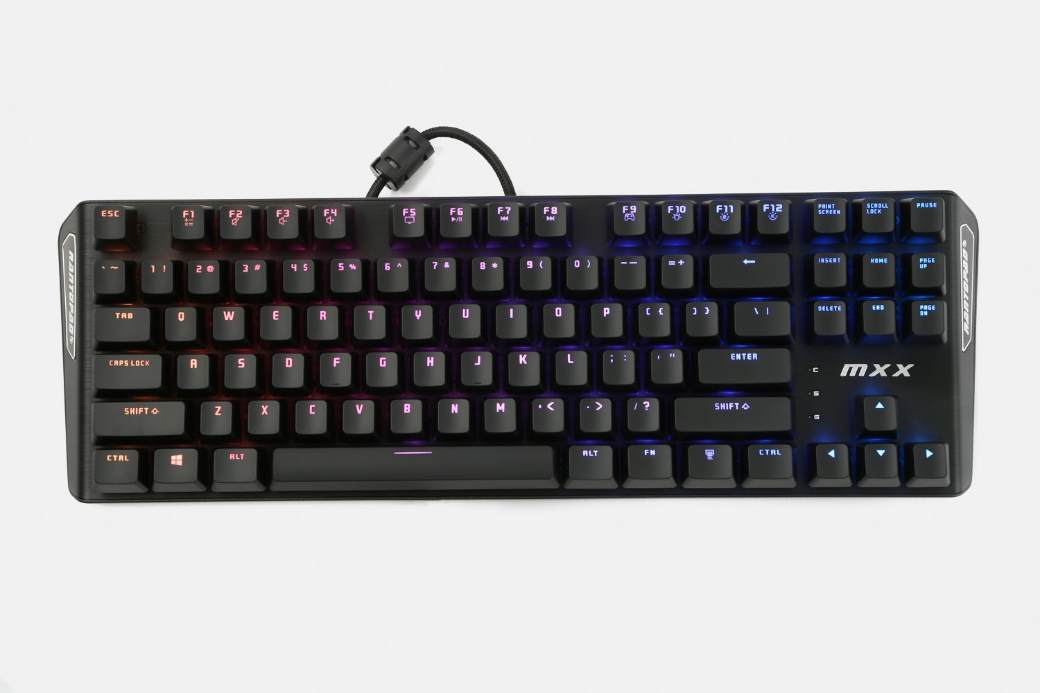 Ranto MXX 87 Mechanical Keyboard