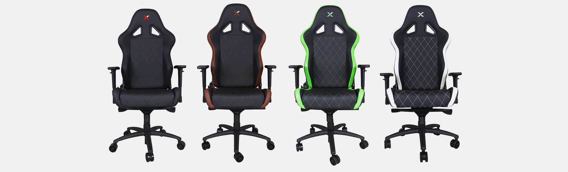 RapidX Ferrino/Ferrino XL Series Gaming Chairs