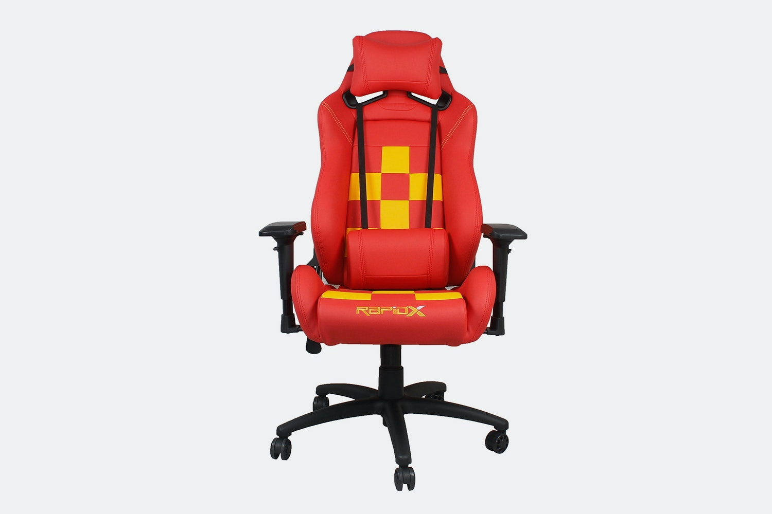 Finish Line Chair - Red/Yellow (-$50)