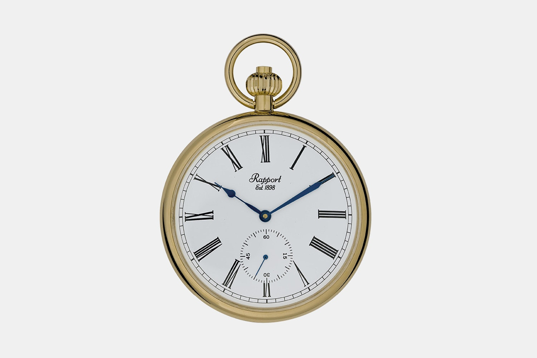 Rapport London Mechanical Pocket Watch