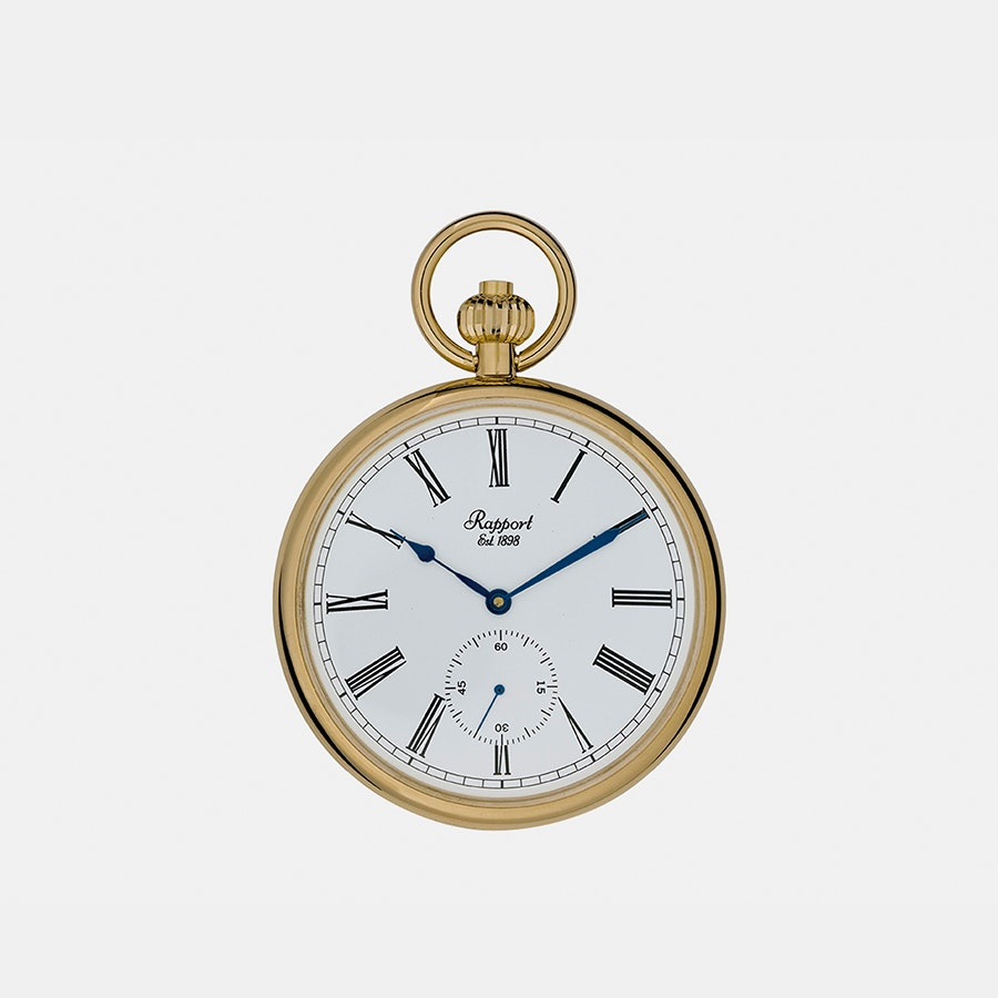 Rapport London Mechanical Pocket Watch
