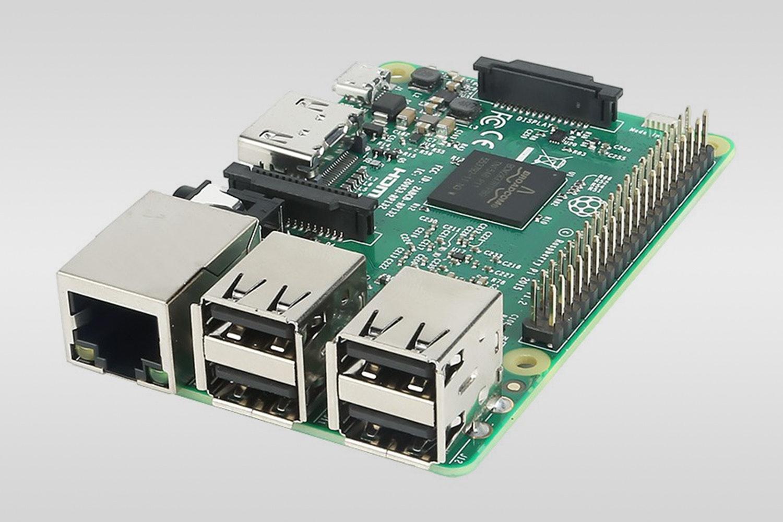 Raspberry Pi 3 7-Inch LCD Kit