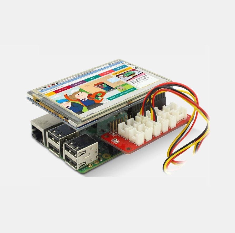 Raspberry Pi 3 Modular Starter Kit