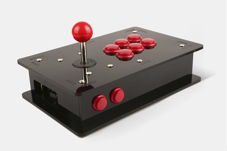 Raspberry Pi Acrylic Retro Arcade Game DIY Kit