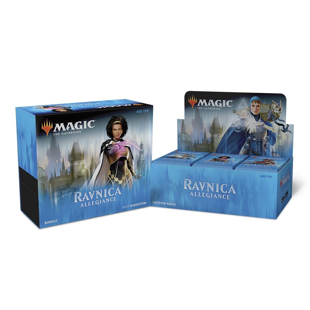 Ravnica Allegiance Booster Box & Fat Pack Preorder