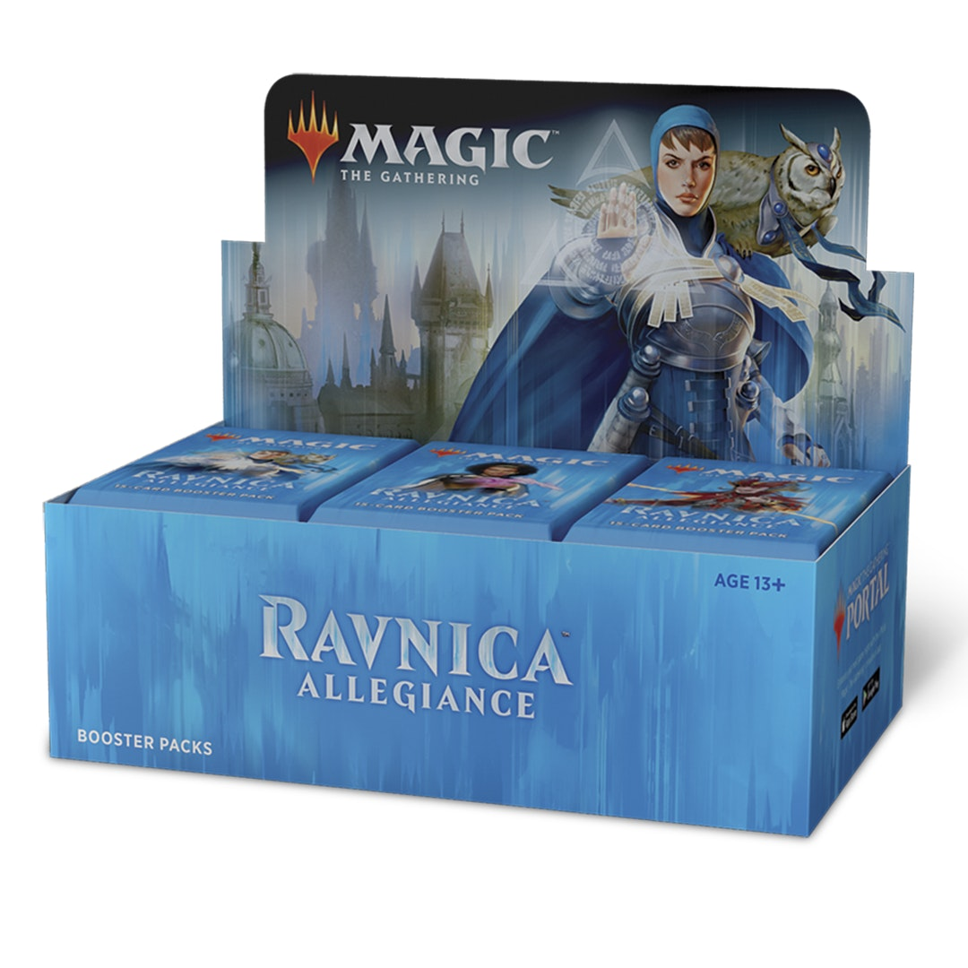 Ravnica Allegiance Booster Box Preorder