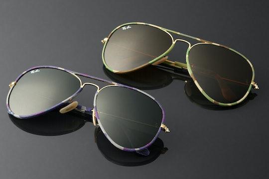 Ray-Ban Aviator Camouflage Sunglasses