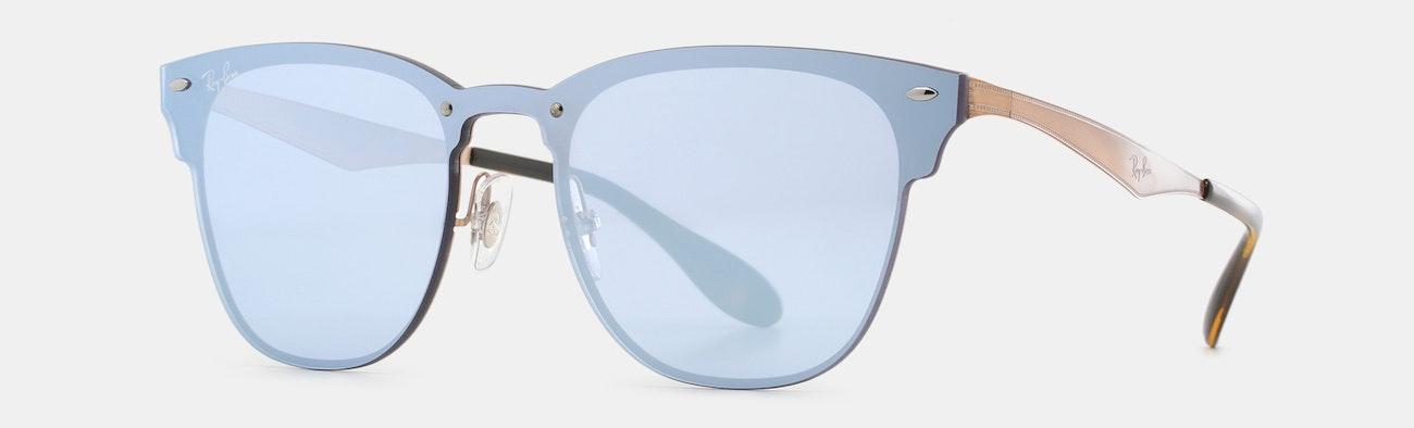 861177f1643 Ray-Ban Blaze Clubmaster Sunglasses