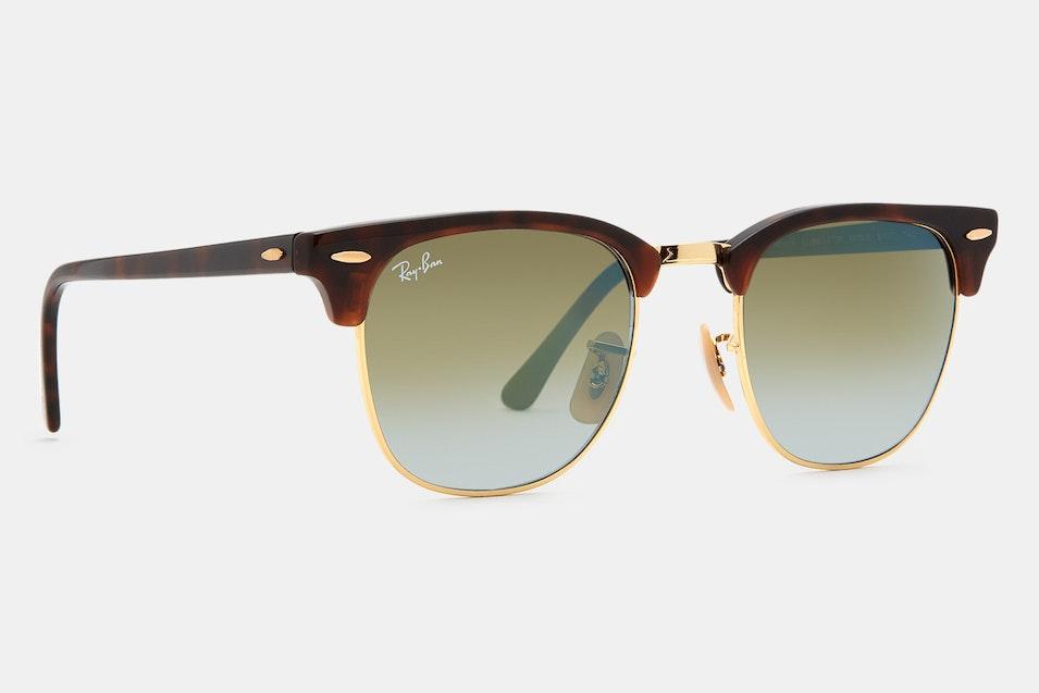 55faab3effb Style Options. Ray-Ban Clubmaster RB3016 Polarized Sunglasses