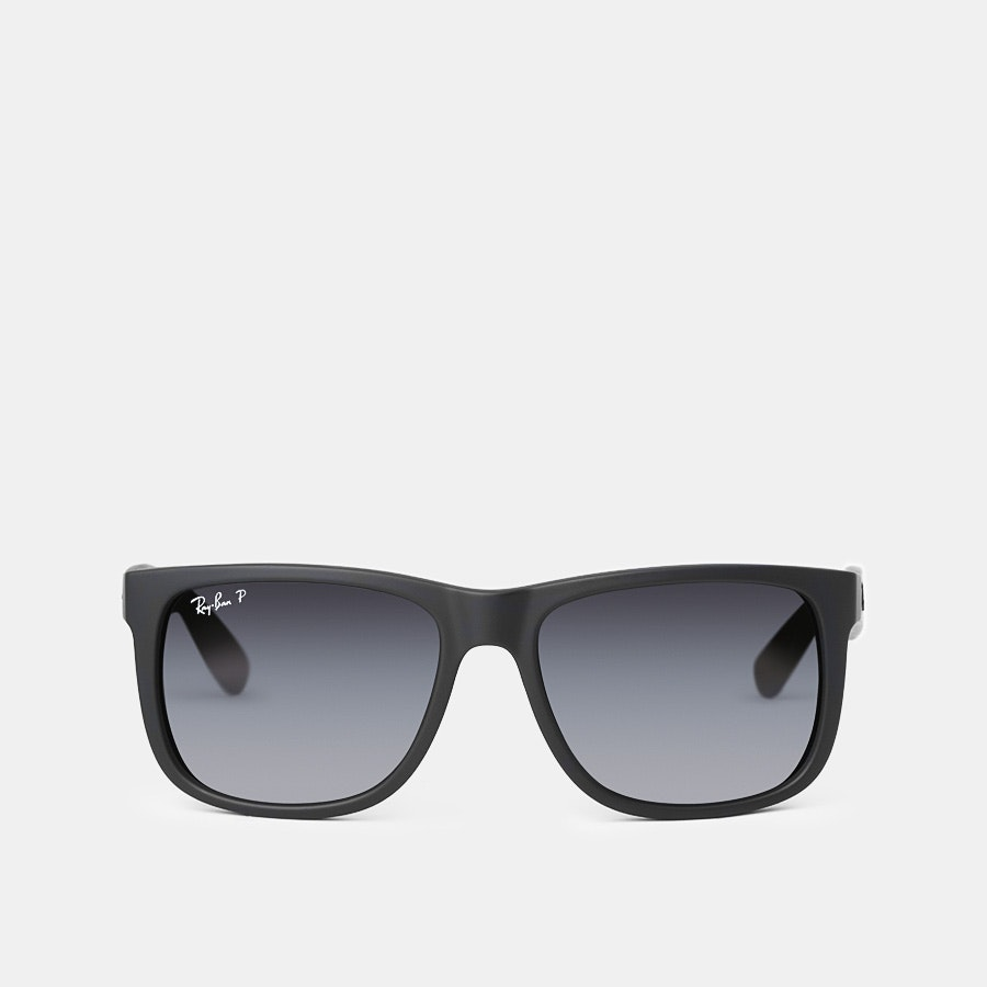 Ban Justin Polarized Black Ray Classic Sunglasses Ybf6g7y