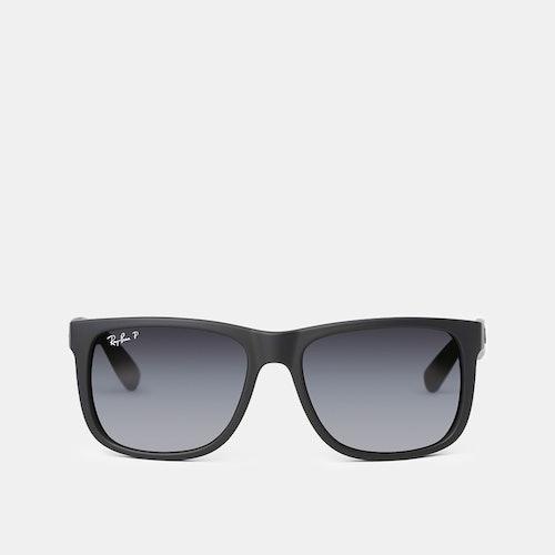 Ray Ban Justin Classic Black Polarized Sunglasses