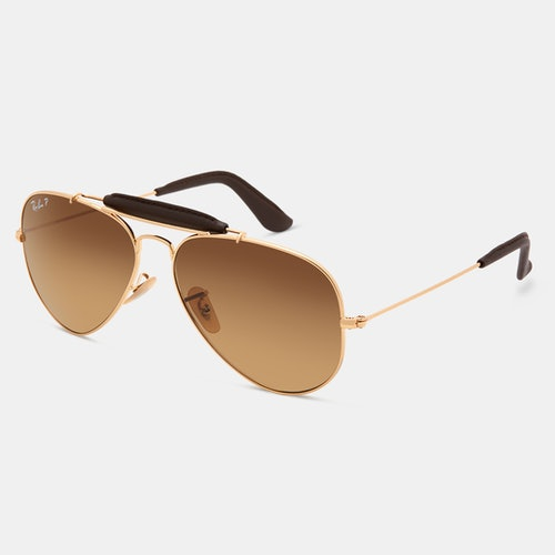 7299a6a8d Ray-Ban Outdoorsman Craft Polarized Sunglasses | Price & Reviews | Drop  (formerly Massdrop)