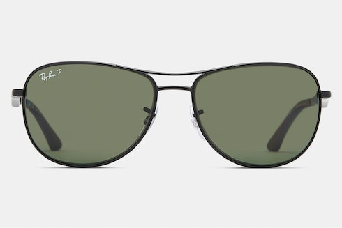 8a8cb468f6 Ray-Ban RB3519 Polarized Sunglasses