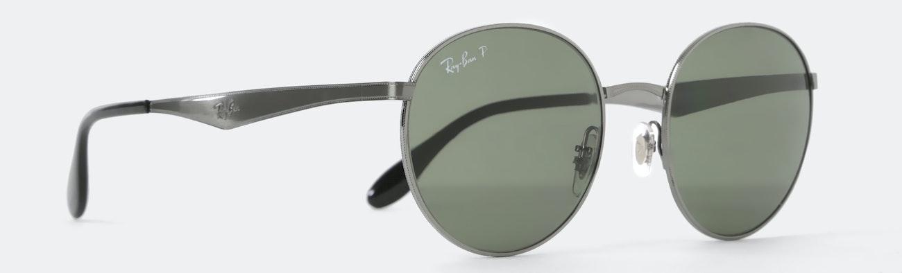 4d62e3a877e Ray-Ban RB3537 Polarized Sunglasses
