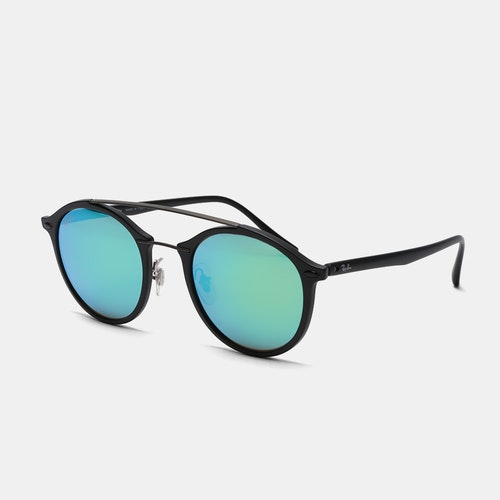 7aff208be7134 Ray-Ban RB 4266 Mirrored Sunglasses
