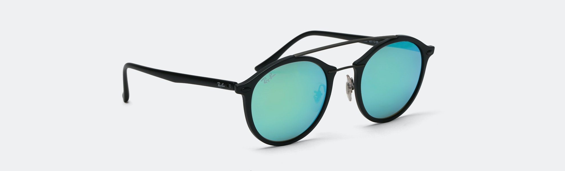 Ray-Ban RB 4266 Mirrored Sunglasses