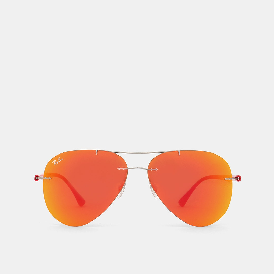 Ray-Ban RB8058 Light Ray Aviator Sunglasses