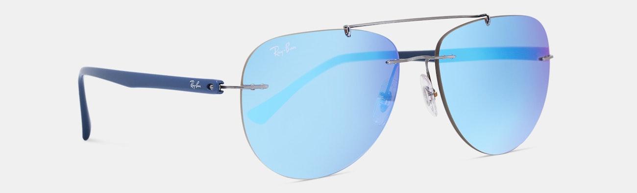 1a18d6f2a2d Ray-Ban RB8059 Aviator Sunglasses