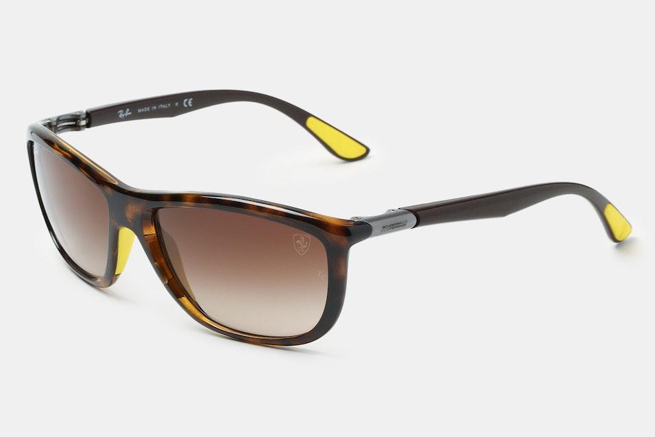 37a85430bf4 Ray-Ban RB8351M Scuderia Ferrari Sunglasses