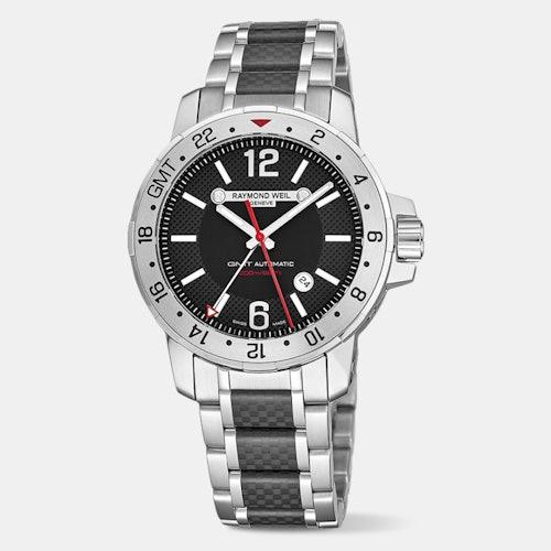 Raymond Weil Nabucco Gmt Automatic Watch Price Reviews Drop