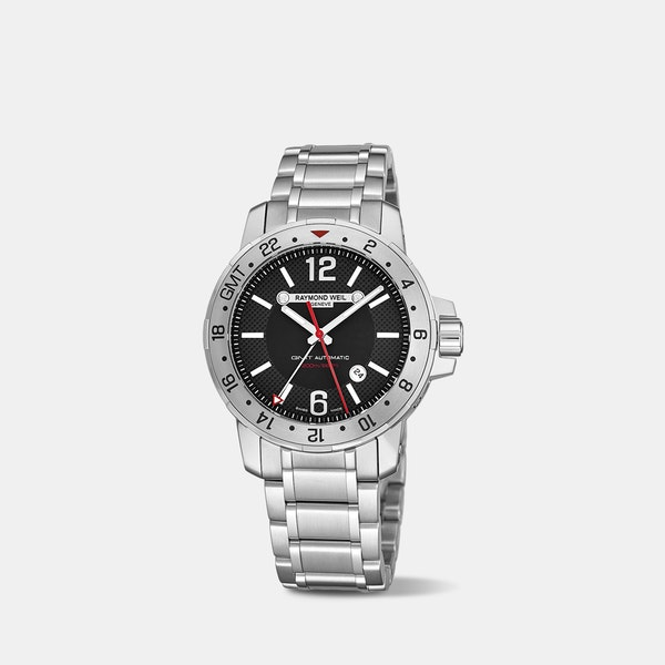 Raymond Weil Nabucco Gmt Automatic Watch Price Amp Reviews