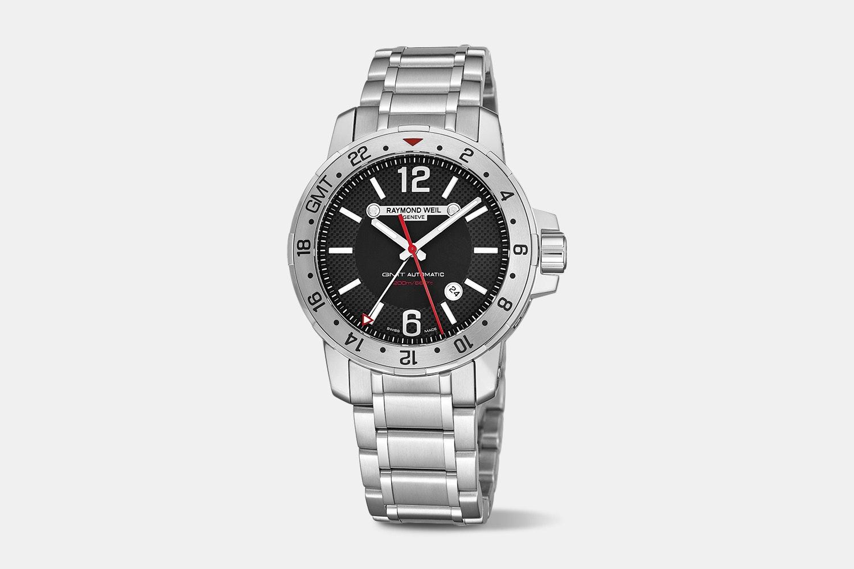 Raymond Weil Nabucco GMT Automatic Watch