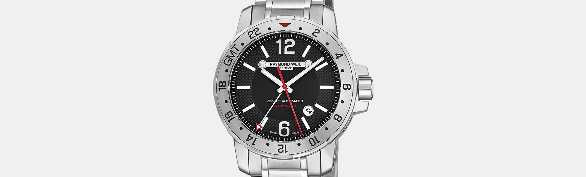 Raymond Weil Nabucco GMT Automatic Watch