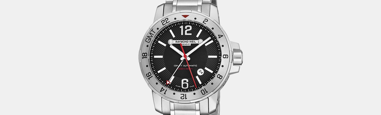 Raymond Weil Nabucco Gmt Automatic Watch Price Amp Reviews