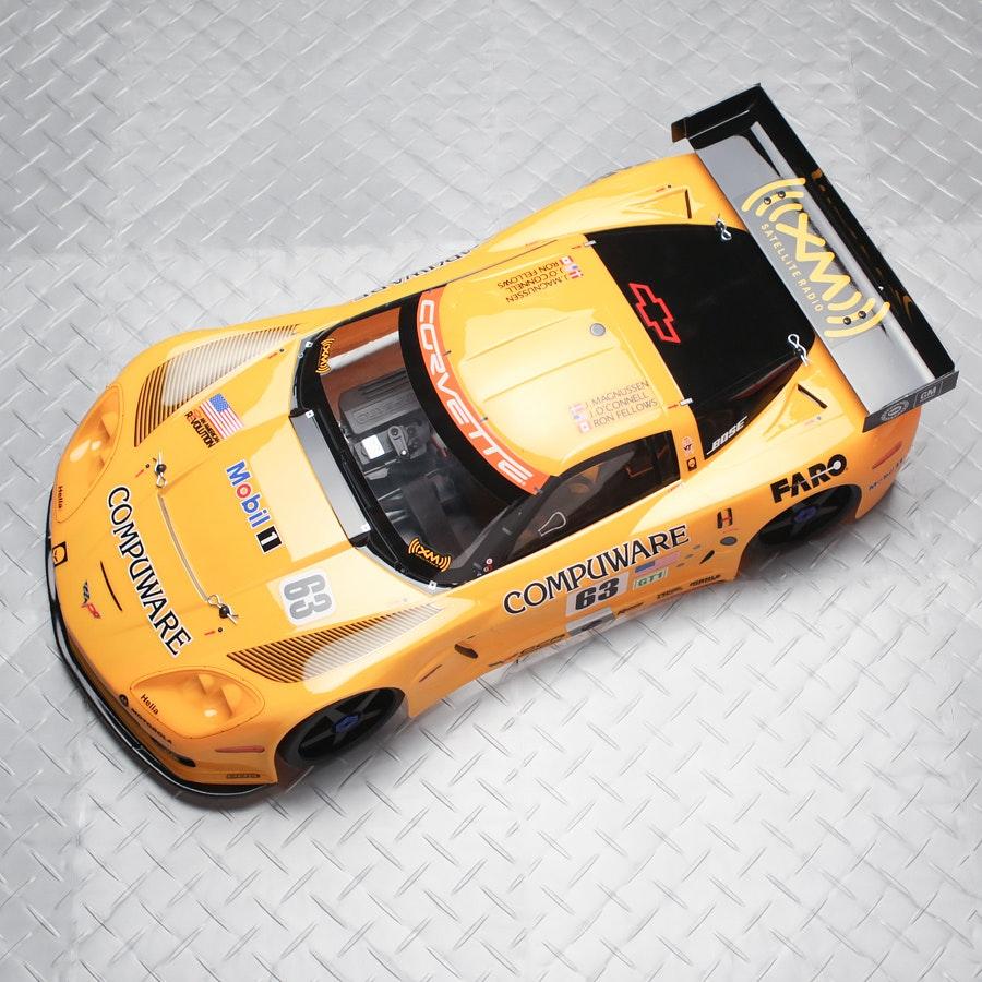 Kyosho Inferno Gt2 VE Race Spec 2007 C6-R