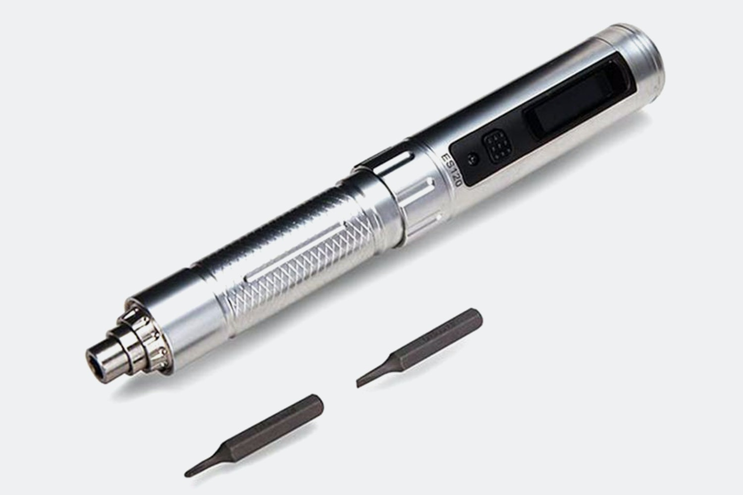 SainSmart Rechargeable Stainless Steel Screwdriver