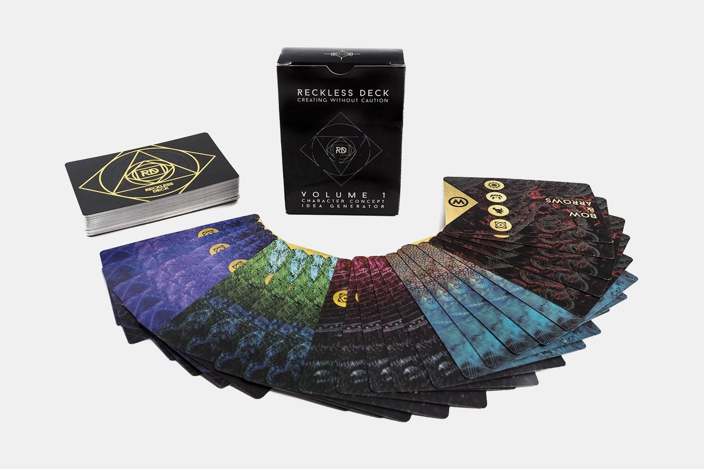 Reckless Deck Volume 1 & 2 Starter Bundle