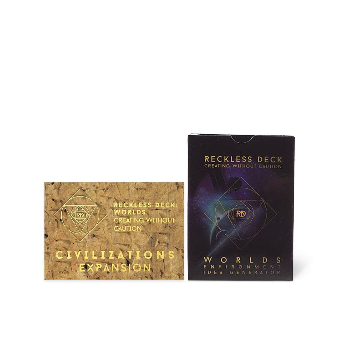 Reckless Deck Worlds & Civilizations Bundle