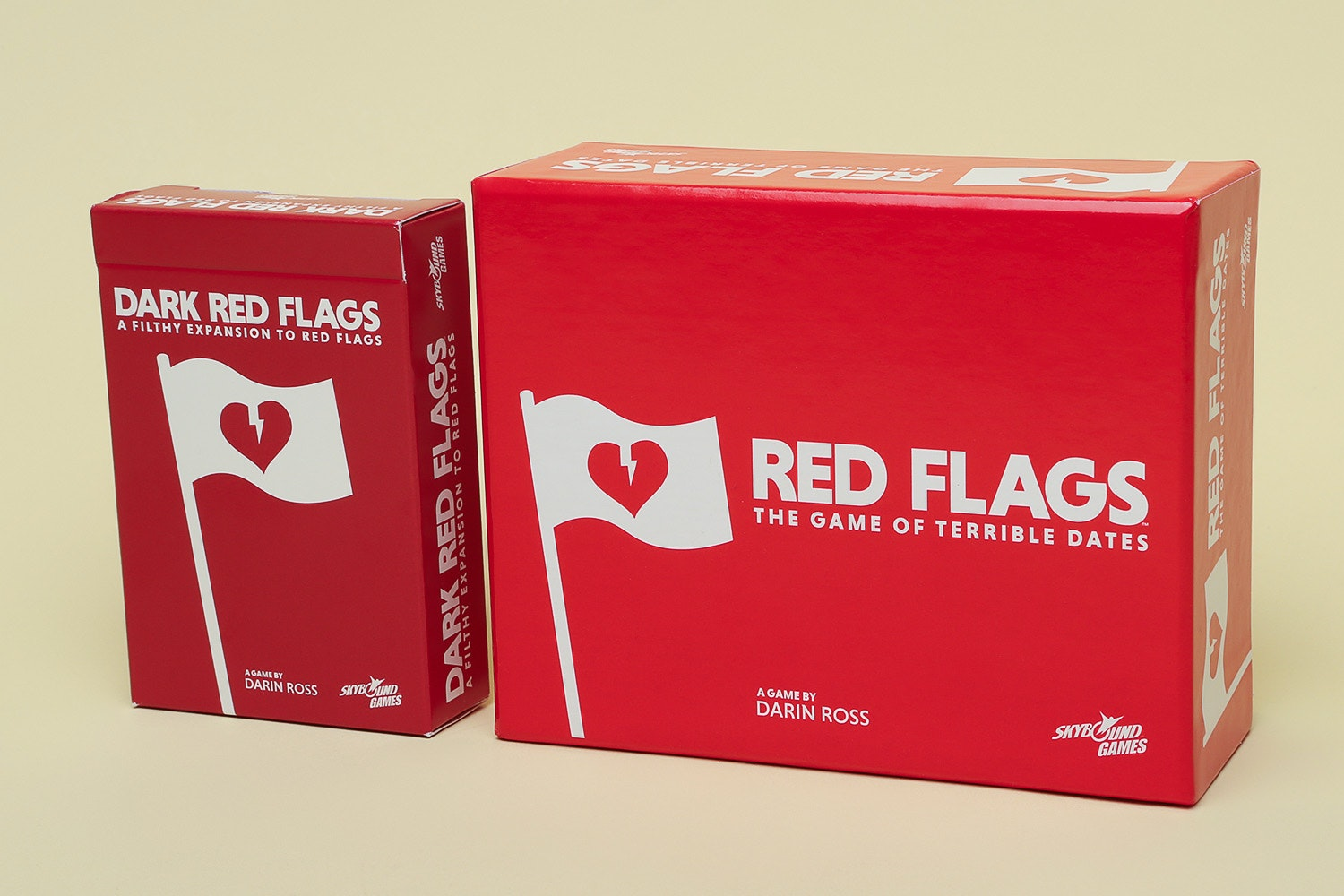Red Flags: The Game of Terrible Dates