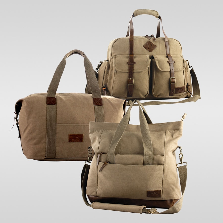 Red Rock Outdoor Gear Canvas Bags