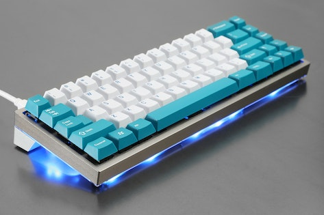 how to change color of cobra ii keyboard