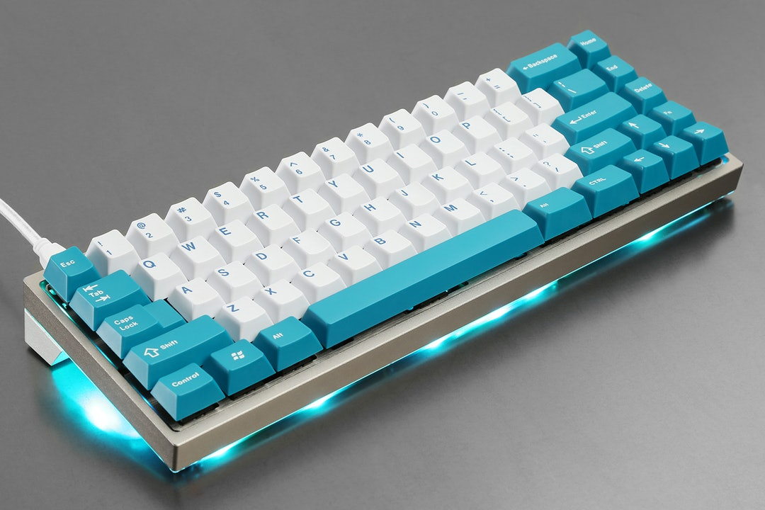 Red Scarf II+ Ver.c 68-key Custom Keyboard Kit
