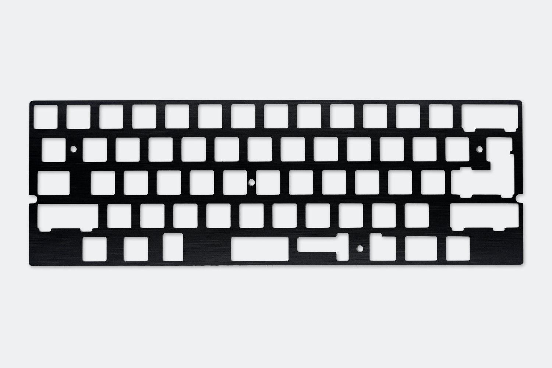 Aluminum - Black