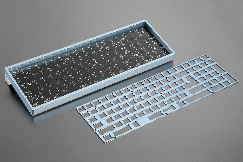 Red Scarf III Ver.A 96-Key Custom Keyboard Kit