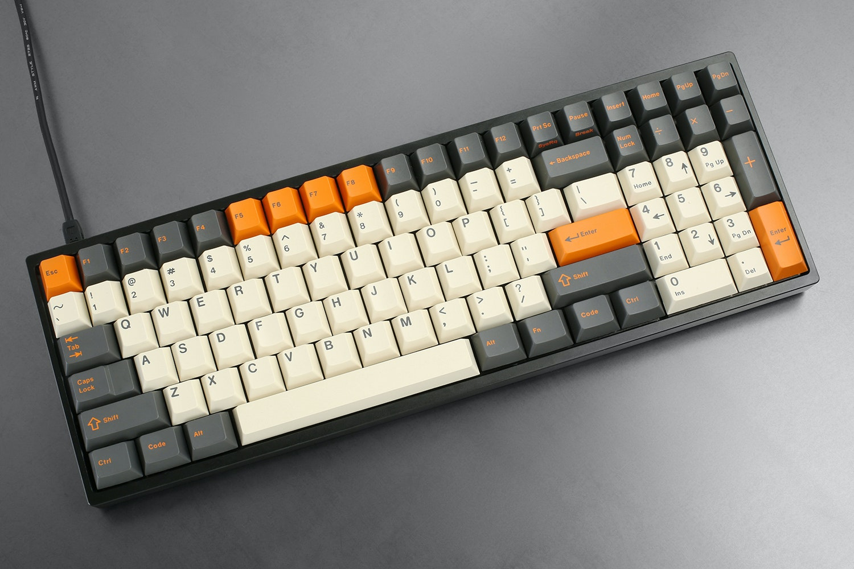 Red Scarf III Ver.A 96-Key Custom Keyboard Kit | Price & Reviews | Massdrop