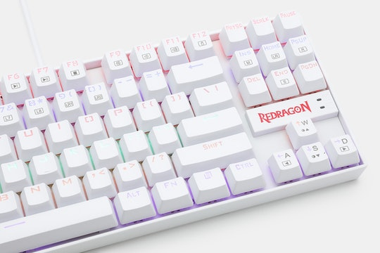 Redragon K552-RGB Kumara Mechanical Gaming Keyboard